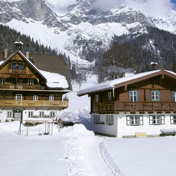 Ramsberghof Appartements in Ramsau am Dachstein